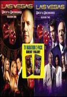 Las Vegas - Season 1 & 2 (Uncut, 6 DVDs)