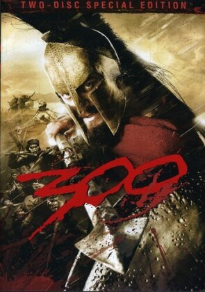 300 (2006) (Special Edition, 2 DVDs)