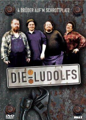 Die Ludolfs 2 - Vier Brüder auf'm Schrottplatz (2 DVDs)