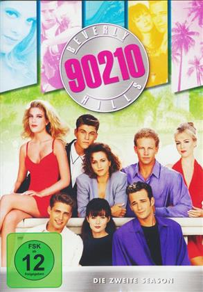Beverly Hills 90210 - Staffel 2 (8 DVDs)