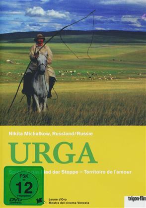 Urga - Spiel mir das Lied der Steppe