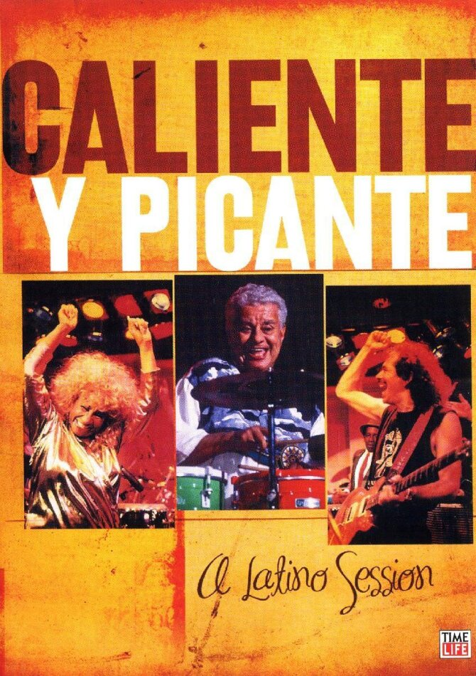 Various Artists - Caliente y Picante: A Latino Session (Remastered)