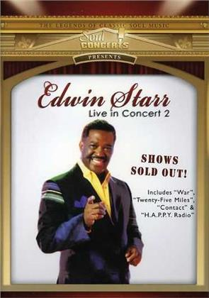 Starr Edwin - Live in Concert