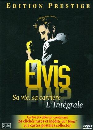Elvis Presley - Sa vie, sa carrière - L'intégrale (Édition Prestige)
