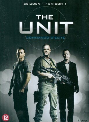 The Unit - Saison 1 (4 DVDs)