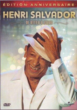 Salvador Henri - De Attila à Zorro (Ediition anniversaire 2 DVD)