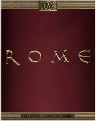 Rome - The Complete Series (11 DVDs)