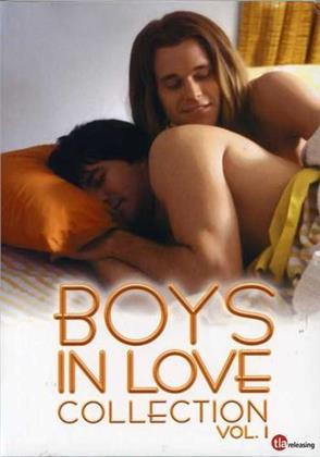 Boys in Love Collection - Vol. 1 (Limited Edition, 3 DVDs)
