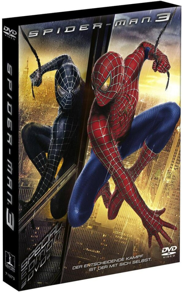 Spider-Man 3 (2007) (Special Edition, 2 DVDs)