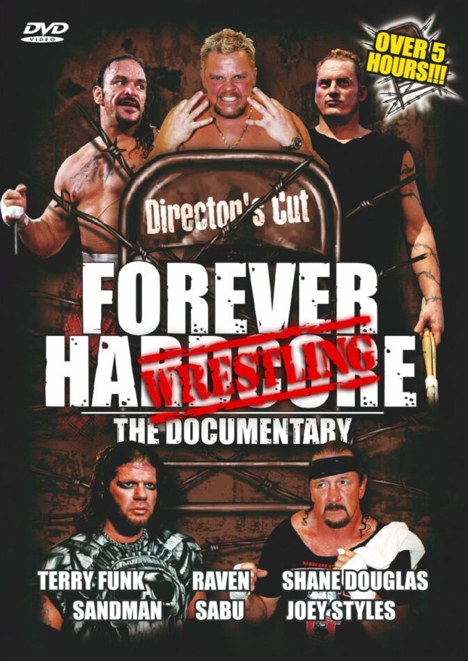 Forever Hardcore Wrestling - The Documentary (Director's Cut, 2 DVDs)
