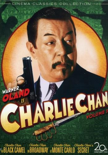Charlie Chan Collection 3 (4 DVDs)