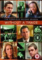 Without a trace - Season 2 (4 DVDs)