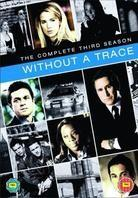 Without a trace - Season 3 (4 DVDs)