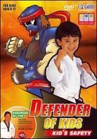 Taekwondo Defender of Kids