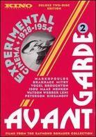 Avant Garde: Experimental Cinema - Vol. 2 - 1928-1954 (Deluxe Edition, 2 DVDs)