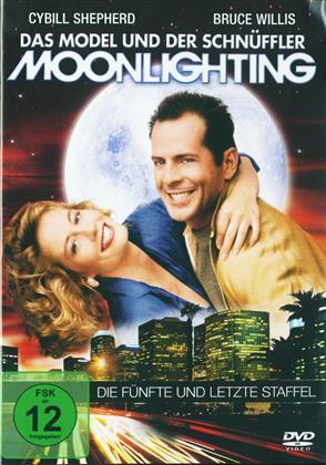 Moonlighting - Das Model und der Schnüffler - Staffel 5 (4 DVDs)