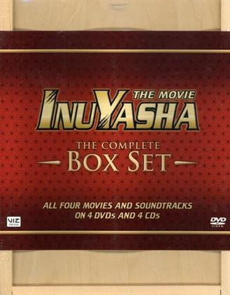 Inu Yasha - The complete Movies Box Set (Deluxe Edition)