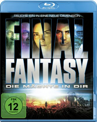 Final Fantasy - Die Mächte in Dir (2001)