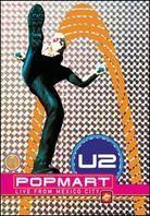 U2 - Popmart: Live from Mexico City (Deluxe Edition, 2 DVDs)