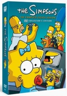 The Simpsons - Season 8 (Collector's Edition, 4 DVD)