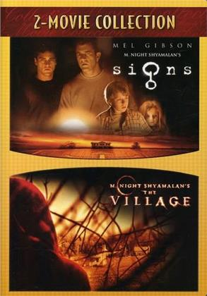 Signs (2002) / The Village (2 DVDs)