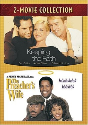 Keeping the Faith / The Preacher's Wife (2 DVDs)