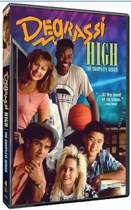 Degrassi High - The Complete Series (4 DVDs)
