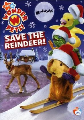 Wonder Pets! - Save the Reindeer