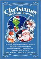 Christmas Television Favorites (Versione Rimasterizzata, 4 DVD)