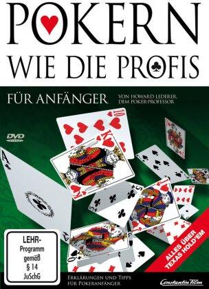 Pokern wie die Profis - Für Anfäger