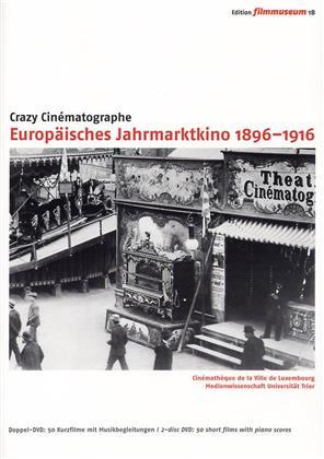 Europäisches Jahrmarktkino 1896-1916 (Trigon-Film, 2 DVDs)