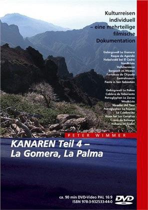 Kanaren - Teil 4 - La Gomera, La Palma