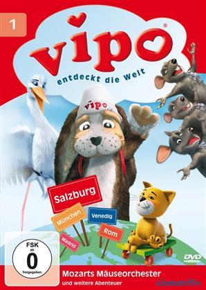 Vipo entdeckt die Welt 1 - Mozarts Mäuseorchester und weitere Abenteuer (2007)