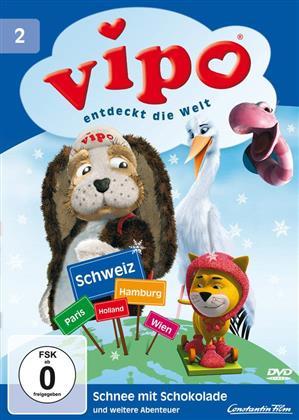 Vipo entdeckt die Welt 2 - Schnee mit Schokolade und weitere Abenteuer