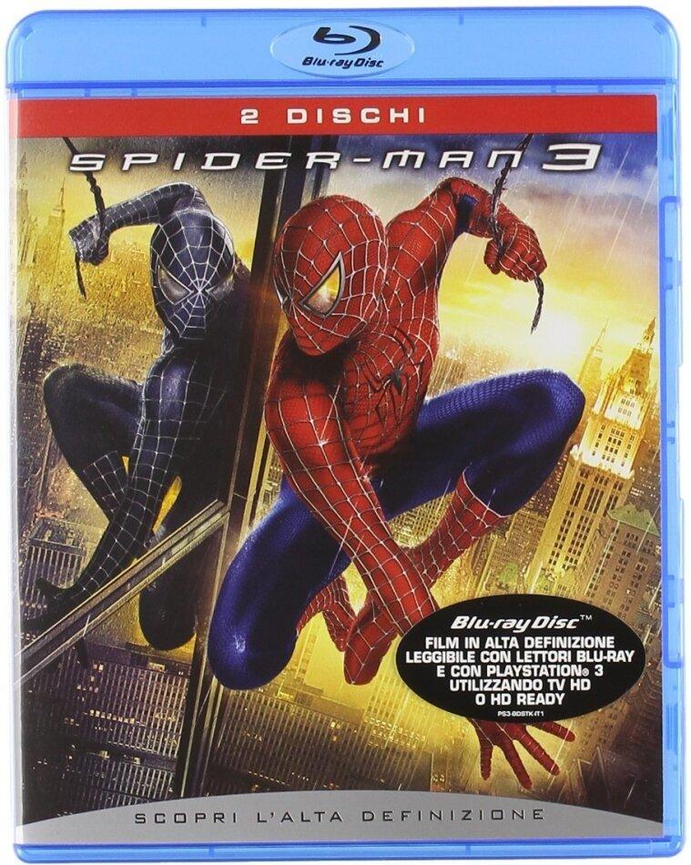 Spider-Man 3 (2007) (2 Blu-rays)
