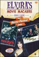 Elvira's Movie Macabre - Gamera, Super Monsters/They came from beyond space