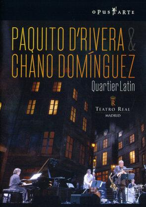 D'Rivera Paquito & Dominguez Chano - Quartier Latin
