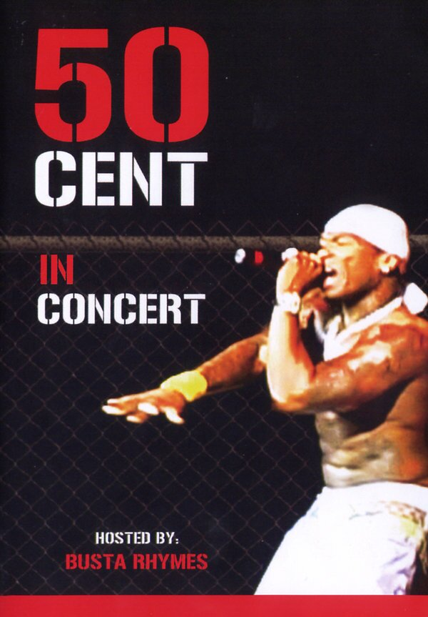 50 Cent - In Concert (Inofficial)