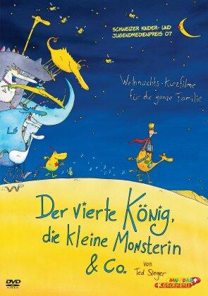 Der vierte König, die kleine Monsterin & Co.