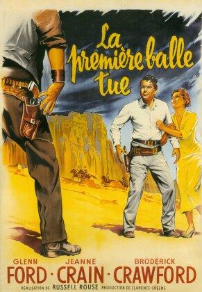 La première balle tue (1956) (s/w)