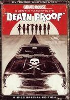 Grindhouse - Death Proof (2007) (Extended Special Edition, Unrated, 2 DVDs)