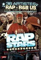 Various Artists - Rap Stars vol. 1 - Rap - R&B US Clips