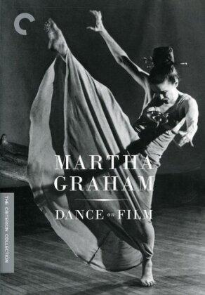 Martha Graham: Dance on Film (Criterion Collection, 2 DVDs)