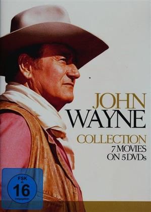 John Wayne Collection - Collection (s/w, 5 DVDs)