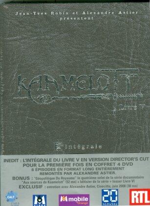 Kaamelott - Livre 5 - L'intégrale (4 DVDs)