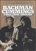 Randy Bachman & Burton Cummings - First Time Around (Remastered)