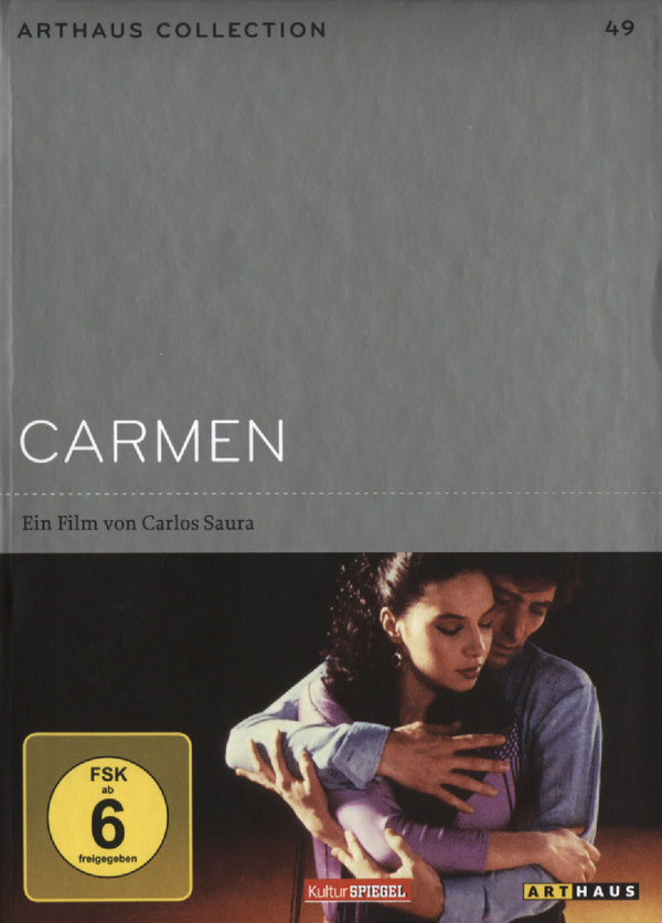 Carmen - (Arthaus Collection 49) (1983)