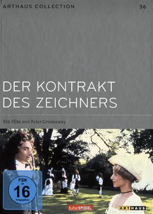Der Kontrakt des Zeichners - (Arthaus Collection 36)