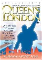 Queen's London - A Magical History Tour (Collector's Edition, 2 DVDs)