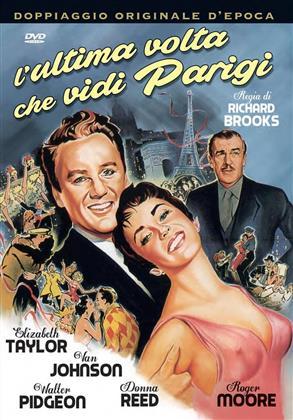 L'ultima volta che vidi Parigi (1954)